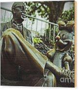 Walt Disney World - Magic Kingdom Wood Print