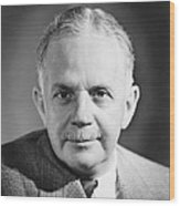 Walter White 1893-1955 Leader Wood Print by Everett