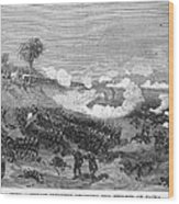 War Of The Pacific, 1879-1884 Wood Print