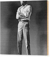 Warren Beatty, Publicity Shot For All Wood Print by Everett