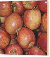 Washington Apples Wood Print
