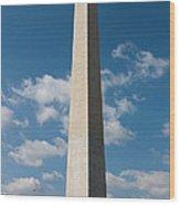Washington Monument I Wood Print