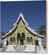 Wat Sen Wood Print