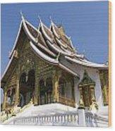 Wat Sen II Wood Print