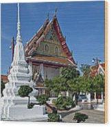 Wat Thong Nopphakhun Ubosot Dthb1169 Wood Print