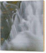 Water Movement 79 Wood Print
