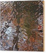 Water Serenade Wood Print
