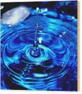 Water Spout 3 Wood Print