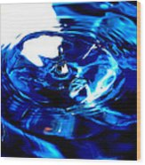 Water Spout 6 Wood Print