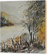 Watercolor 212052 Wood Print