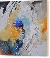 Watercolor 216092 Wood Print