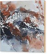 Watercolor 217051 Wood Print