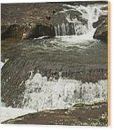 Waterfall 200 Wood Print