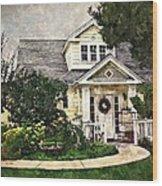 Watson Home Wood Print