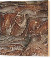Waves Of Natural Color, Ranging Wood Print by Annie Griffiths
