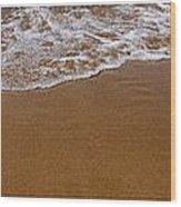 Waves Triptych Wood Print