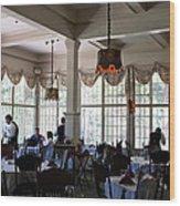 Wawona Dining Room Wood Print