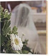 Wedding Wood Print