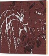 Weeping  Wood Print