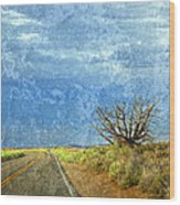 Welcome To The Magic Of Arches National Park  Wood Print