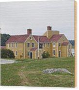 Wentworth Coolidge Mansion Wcmp Wood Print