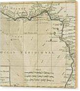 West Africa Wood Print