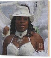West Indian Parade Brooklyn Ny Wood Print