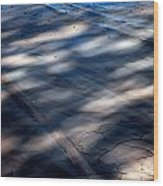 West Texas Dirt 34 Wood Print