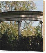 Westbury Gardens Wood Print