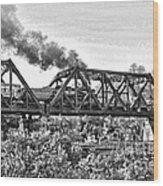 Western Maryland Railroad Wood Print
