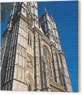 Westminster Abbey London Wood Print