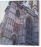 Westminster Abbey London Wood Print
