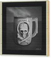 What A Mug Wood Print