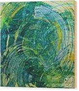 Whirlwind Wood Print