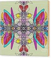 Whirlygig Wood Print