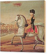 Whiskey Rebellion, 1794 Wood Print by Photo Researchers