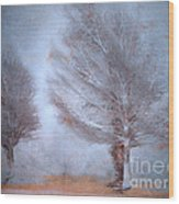 Whispers Wood Print