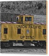 White Haven - Union Pacific Wood Print