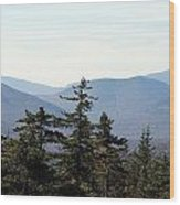 White Mountain National Forest I Wood Print