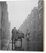 Whitechapel Street Wood Print