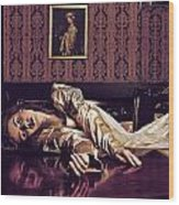 Widow Duchess Wood Print