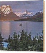 Wild Goose Island 2 Wood Print