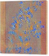 Wildflower Art Wood Print