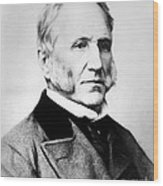 Willard Parker, American Surgeon Wood Print