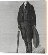 William Buckland, English Paleontologist Wood Print