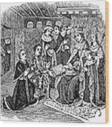 William Caxton (c1421-1491) Wood Print
