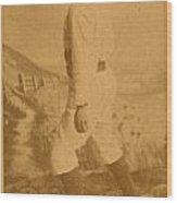William Ellsworth Hoy Wood Print