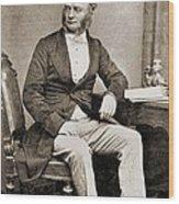 William Fothergill Cooke 1806-1879 Wood Print