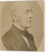 William Lloyd Garrison 1805-1879 Wood Print by Everett