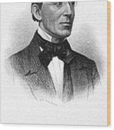 William Lloyd Garrison Wood Print